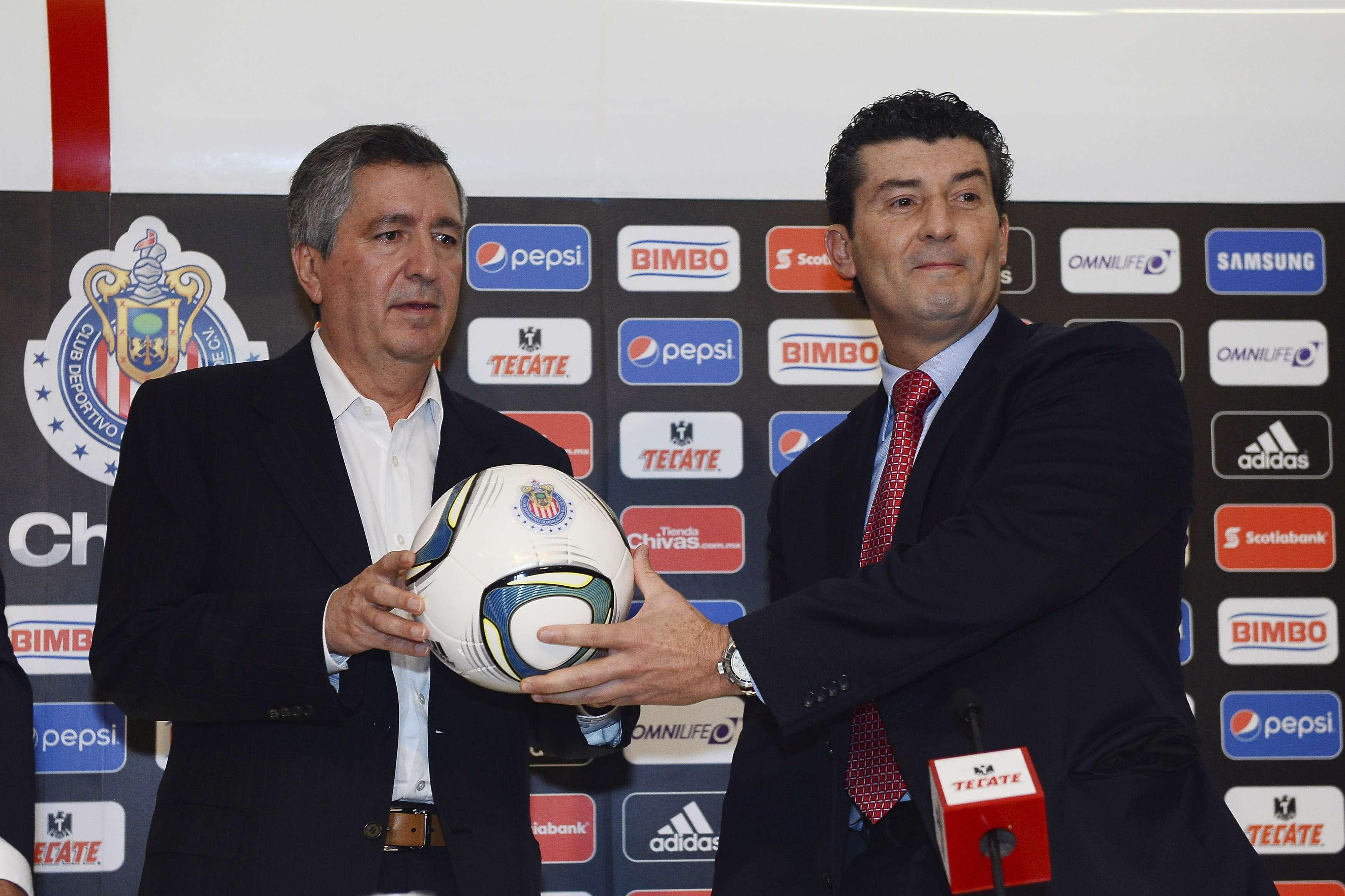 Entrenadores Foto: Mexsport