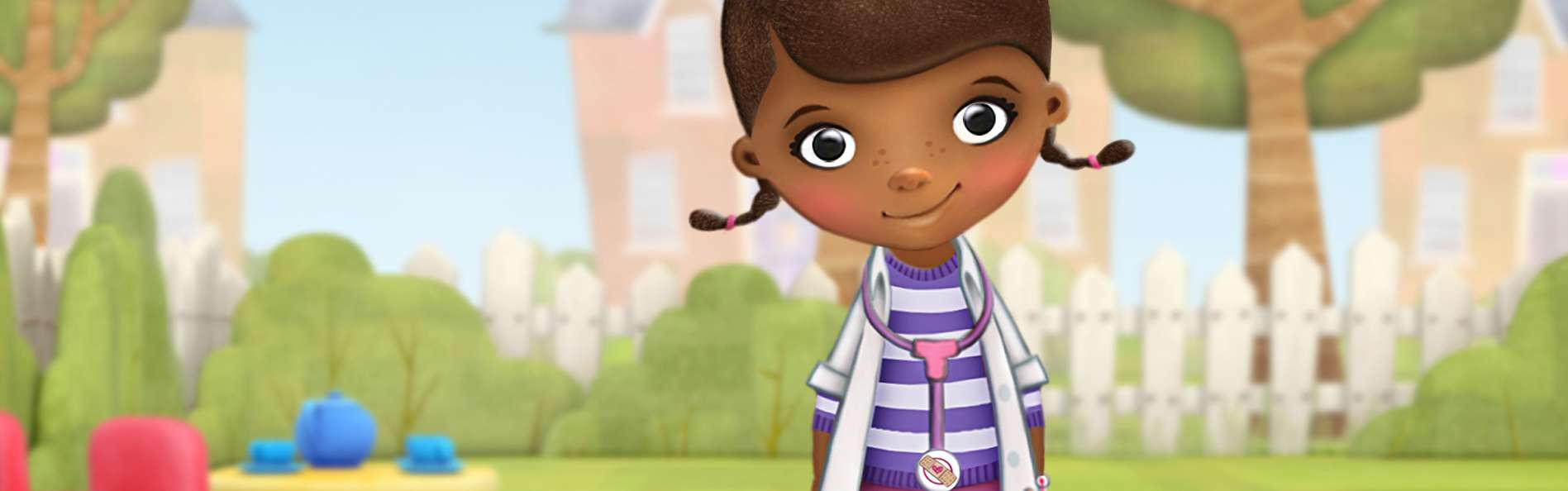 'Doctora Juguetes'. Foto: Disney Junior
