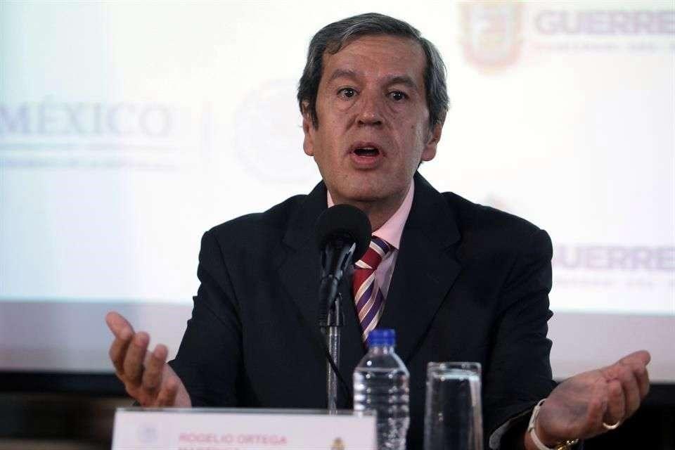 Rogelio Ortega asumió el pasado domingo como Gobernador interino de Guerrero tras la petición de licencia de Ángel Aguirre Foto: Archivo/Reforma