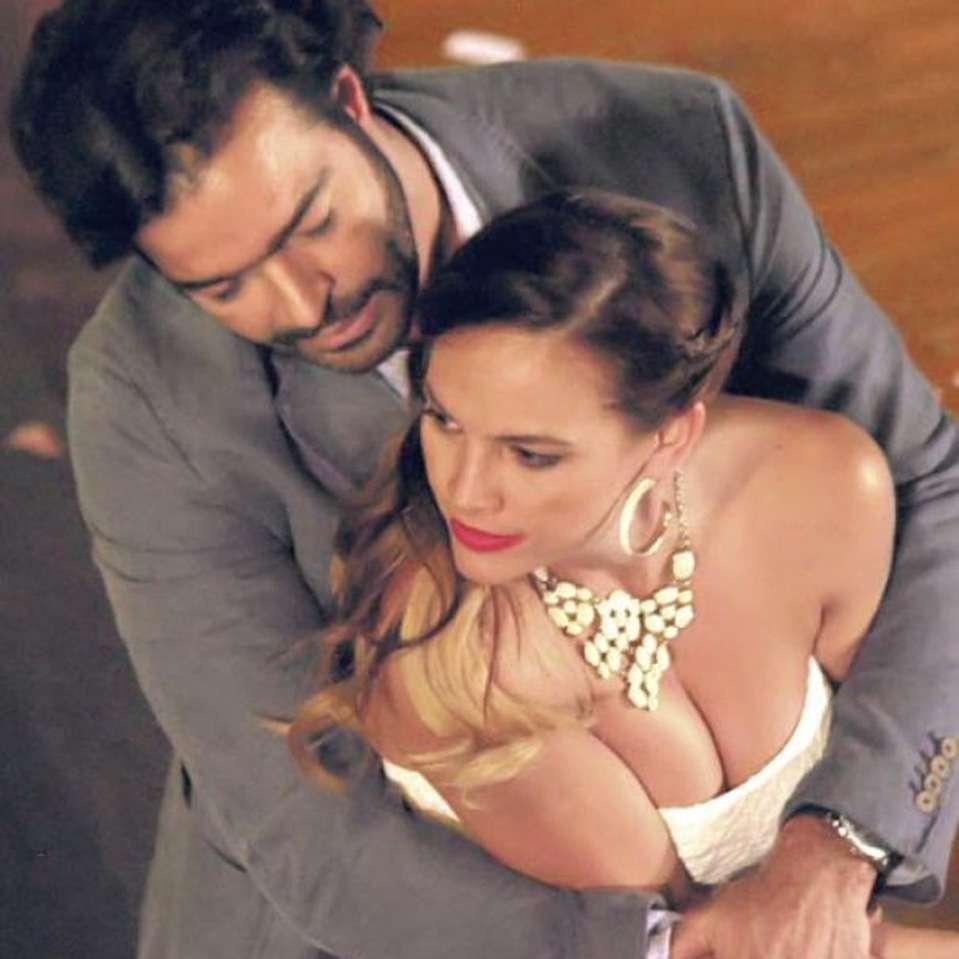 Pablo Montero y Fabiola Campomanes Foto: TV Notas