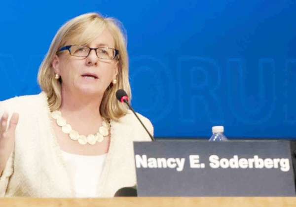 Nancy Soderberg Foto: Getty