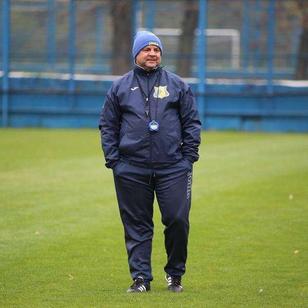 Igor Gamula , técnico del equipo ruso Rostov. Foto: Tomado de twitter @kprostov