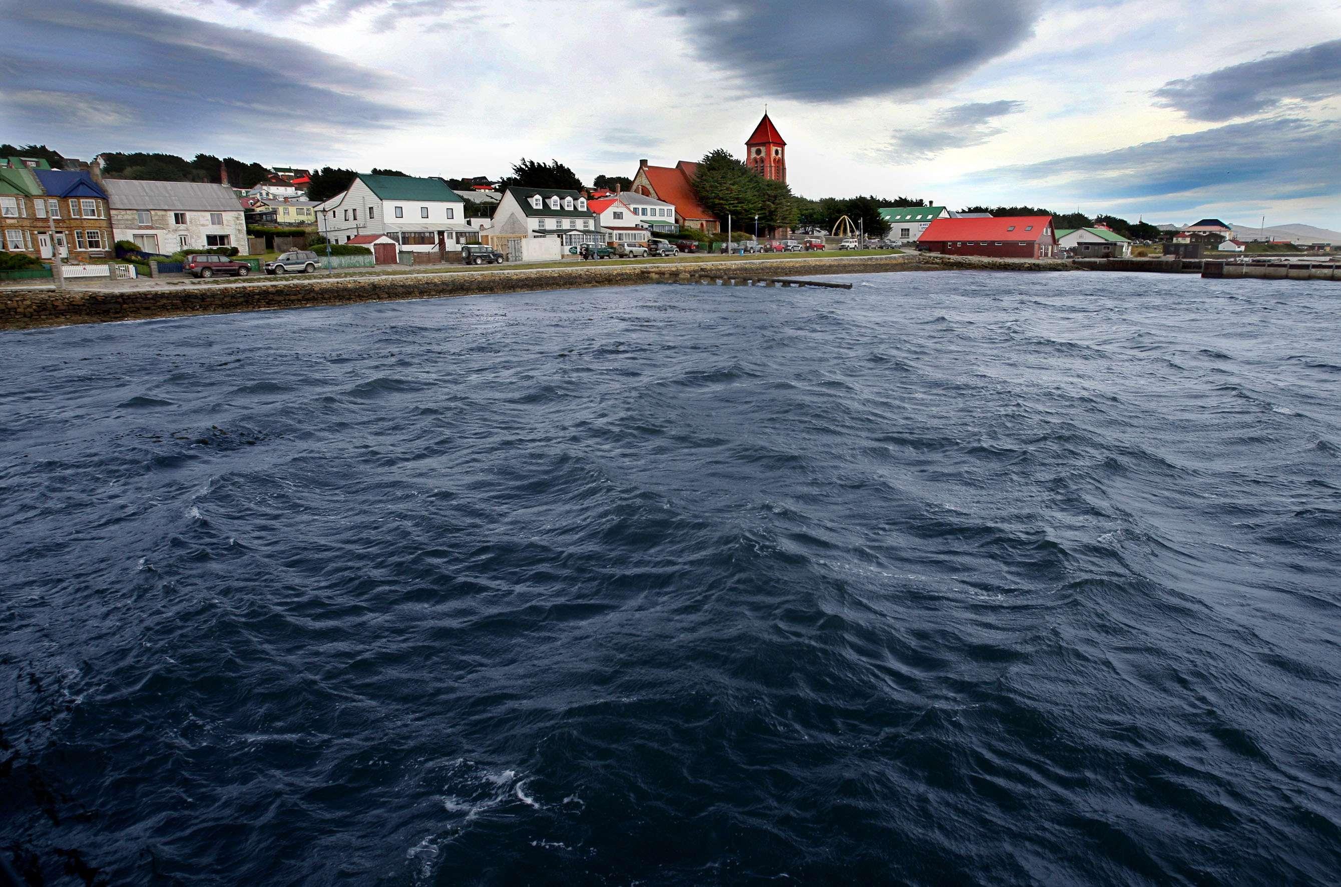 Islas Malvinas Foto: AFP