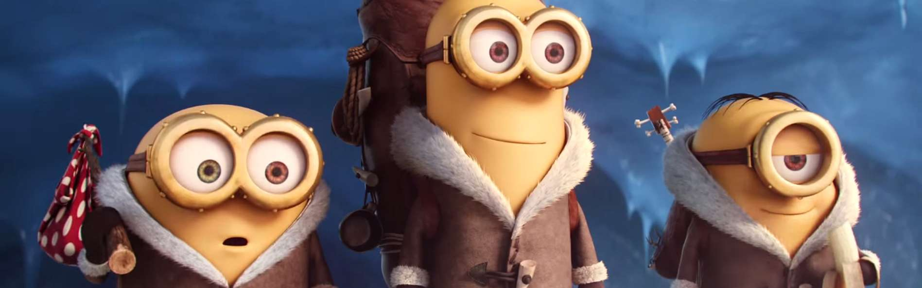 'Minions'. Foto: Universal Pictures
