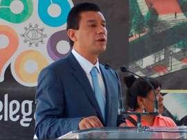Jesús Valencia, jefe delegacional en Iztapalapa, agregó que no conoce a la familia Berumen y en sus años de gobierno no ha tenido contratos con ellos ni vínculos personales. Foto: Delegación Iztapalapa