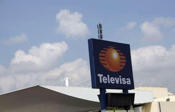 Grupo Televisa planea la inversión de 725 millones de dólares hacia 2015 para completar la construcción de una red nacional de telecomunicaciones. Foto: Getty Images