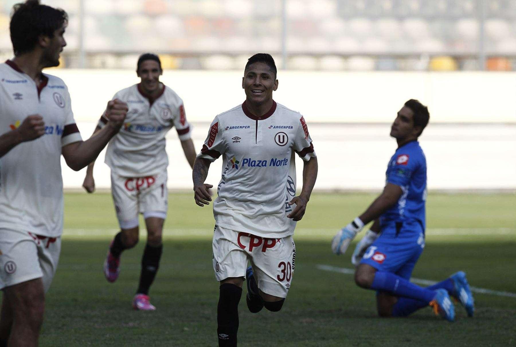 Raúl Ruidíaz ha anotado 17 goles en el año, 12 de ellos en el Descentralizado. Foto: Andina
