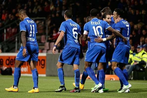 PSV lidera la Eredivisie, con 30 puntos. Foto: Getty Images