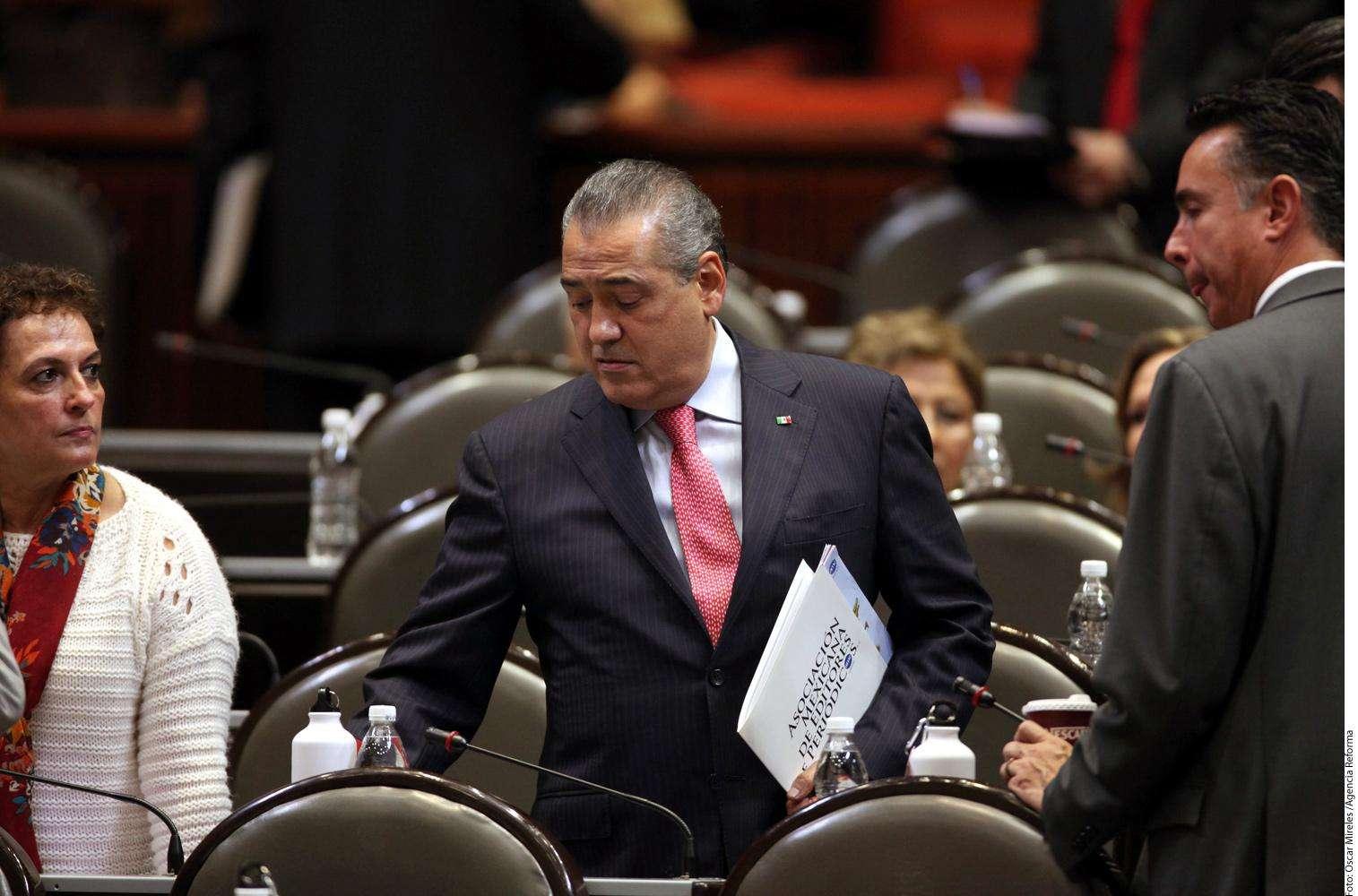 Manlio Fabio Beltrones Foto: Agencia Reforma