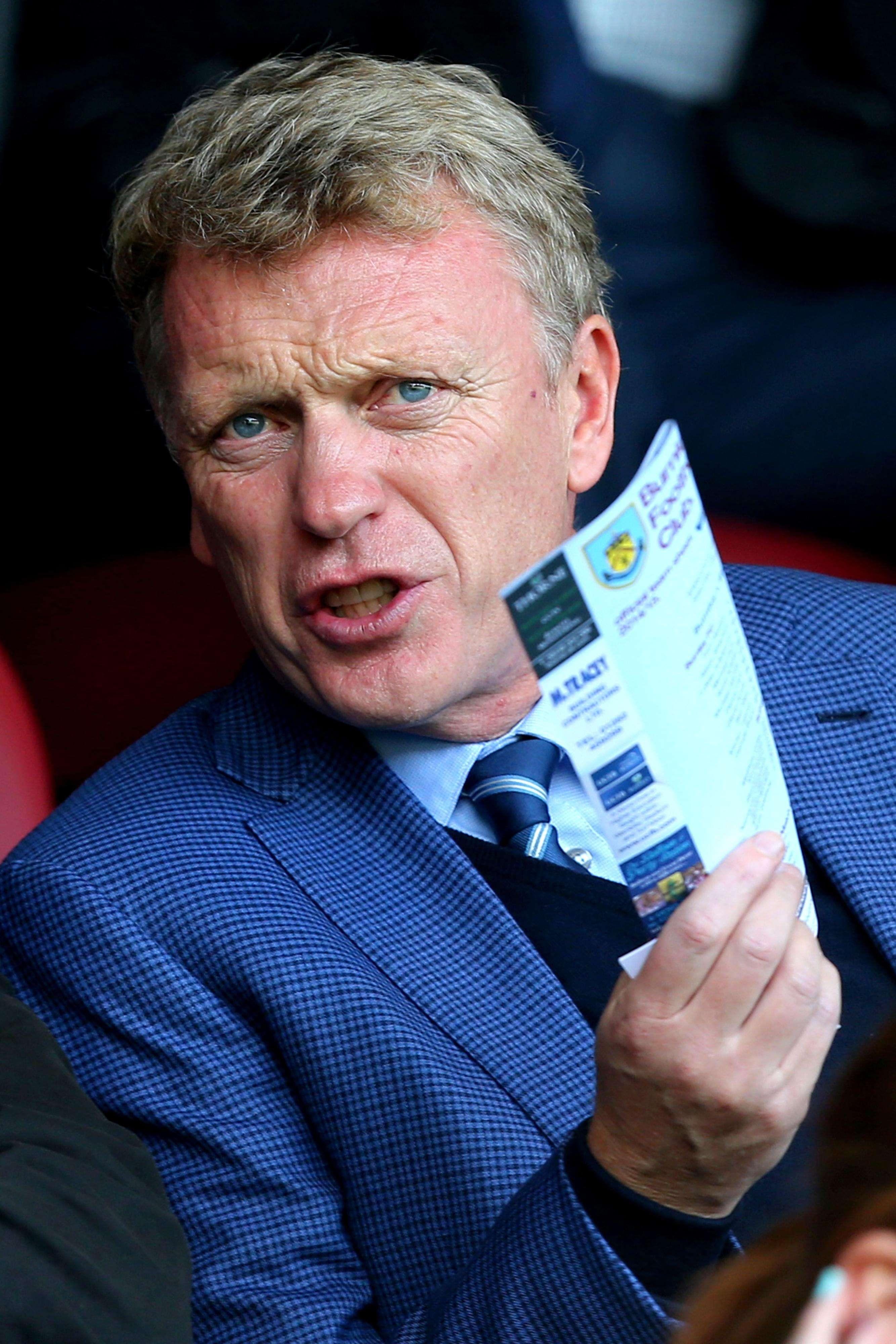 David Moyes es el nuevo entrenador de la Real Sociedad de Carlos Vela Foto: Getty Images
