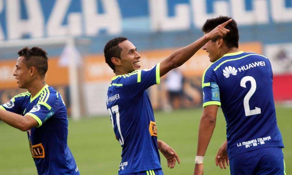 Carlos Lobatón suma 12 goles en el Torneo Clausura Foto: Facebook Sporting Cristal