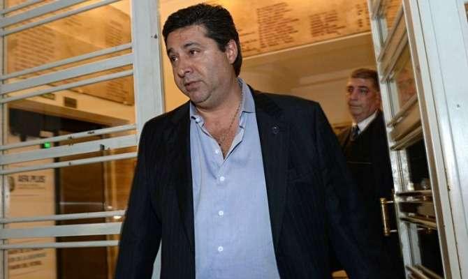 Daniel Angelici, presidente de Boca, tiene potra propuesta Foto: NA
