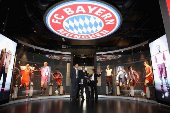 Bayern Munich tuvo ganancias de 500 mde la temporada anterior. Foto: Getty Images