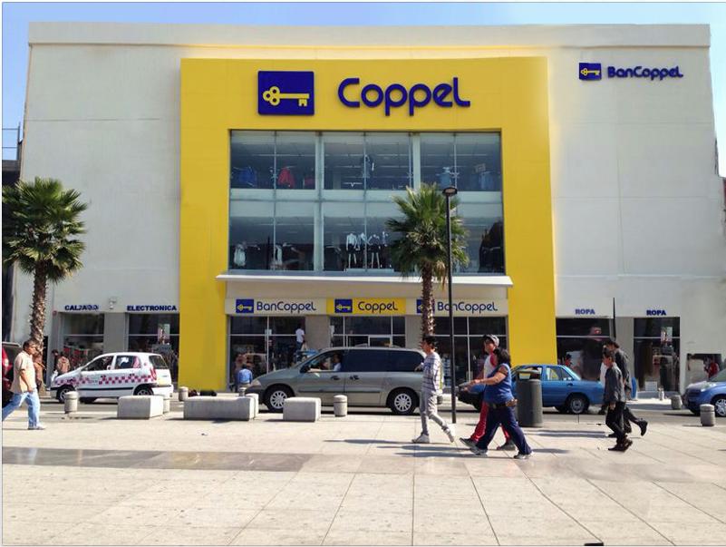 Coppel cuenta con más de mil tiendas en todo el país. Foto: Facebook Coppel