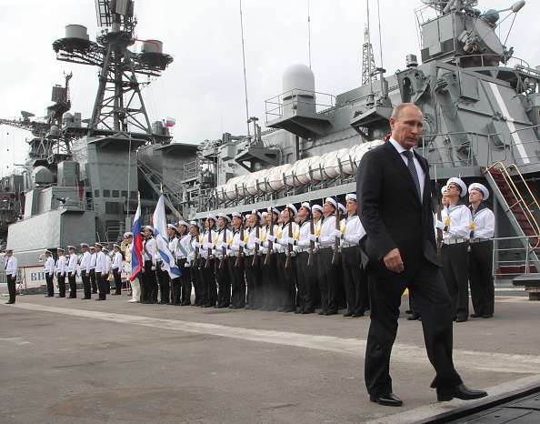 El conflicto con Ucrania ha provocado que el mandatario ruso vea comprometida su seguridad durante la cumbre. Foto: Getty Images