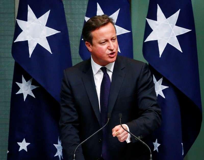 Entre medidas estão a apreensão de passaportes de suspeitos e impedindo o retorno de jihadistas britânicos, anunciou nesta sexta-feira, na Austrália, o primeiro-ministro David Cameron. Foto: David Gray/Reuters