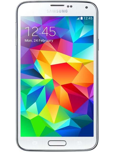 Samsung Galaxy S5 SM G900h desbloqueado-blanco con un 47% de descuento, de catorce mil 190 a siete mil 459 pesos, también puedes pagarlo a 18 meses sin intereses.Tienda en línea: linio.com.mx Foto: linio