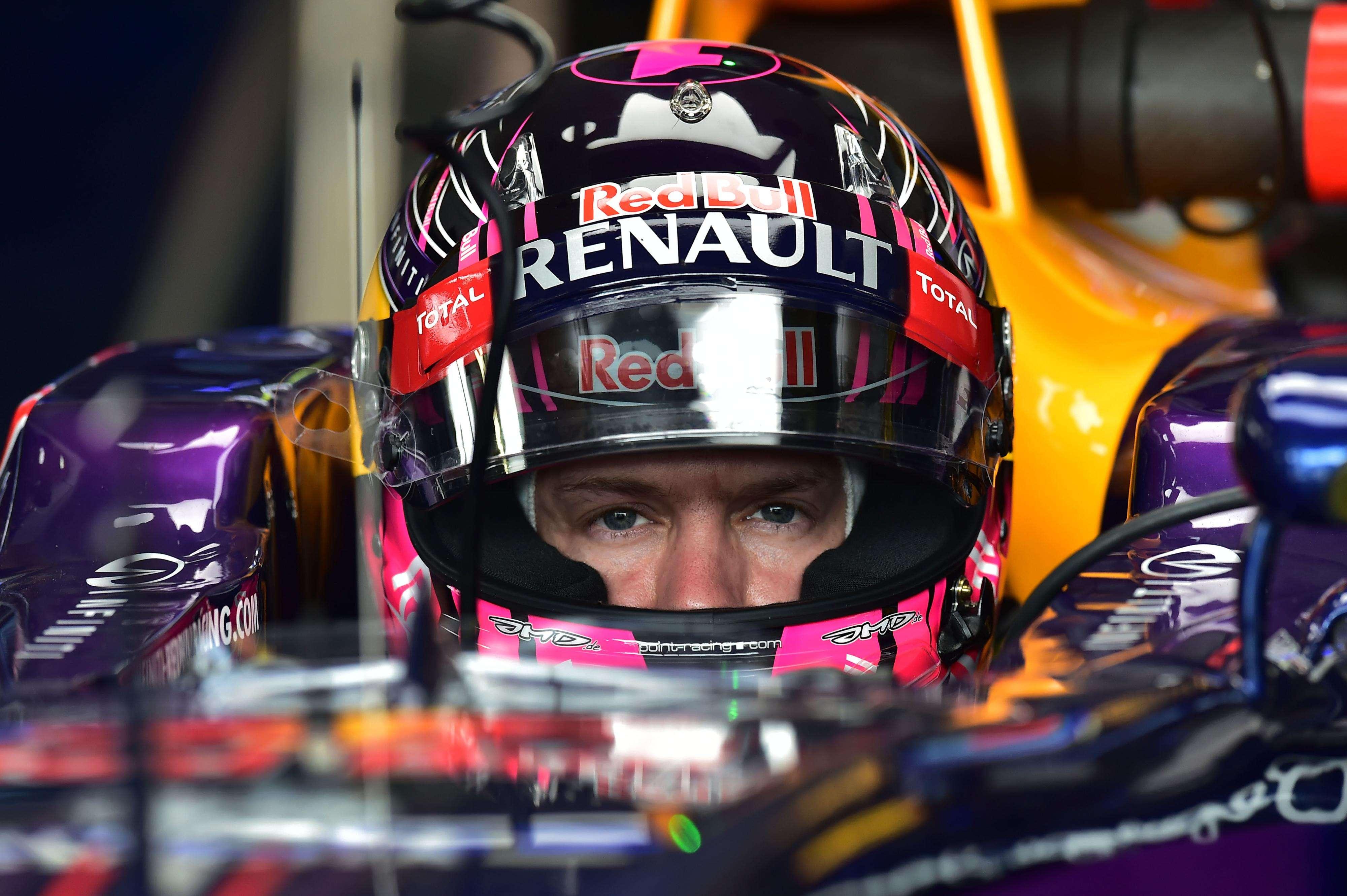 Vettel correrá su última carrera para Red Bull. Foto: AFP