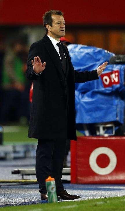 Dunga dirige seleção em jogo contra a Áustria nesta terça-feira. Foto: Leonhard Foeger/Reuters