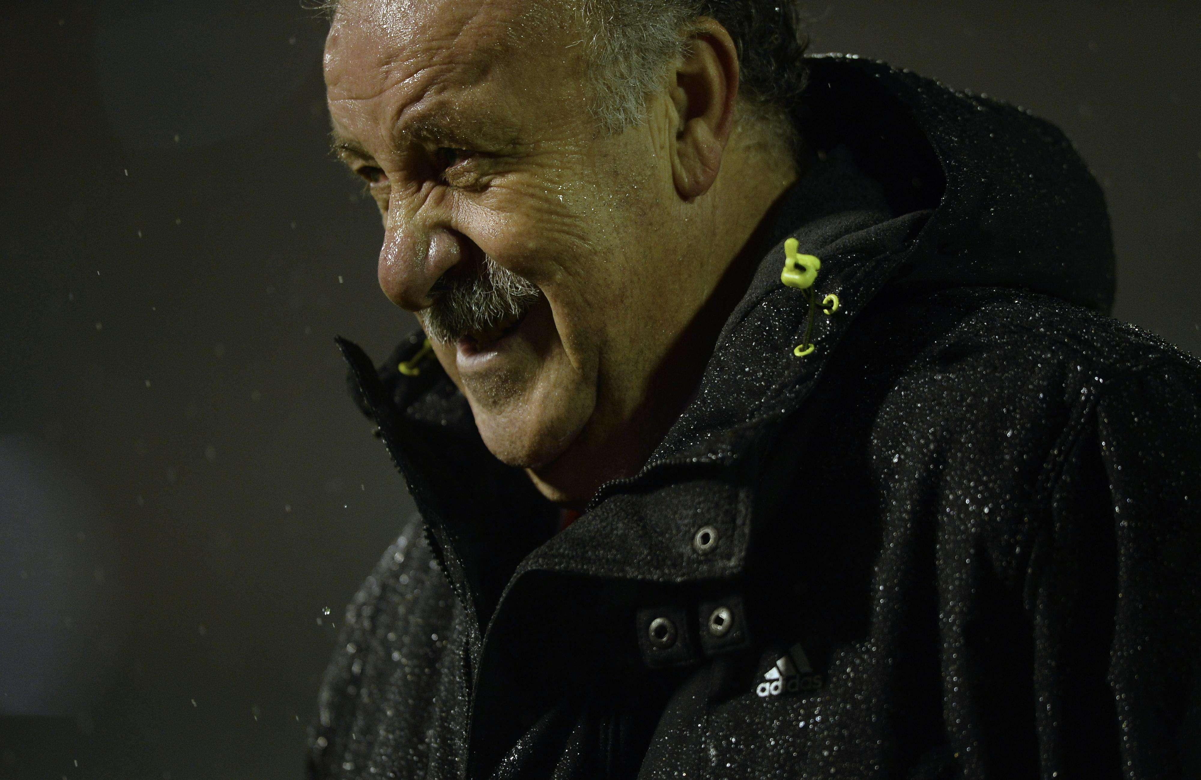 Del Bosque estuvo contento con los debutantes. Foto: AFP