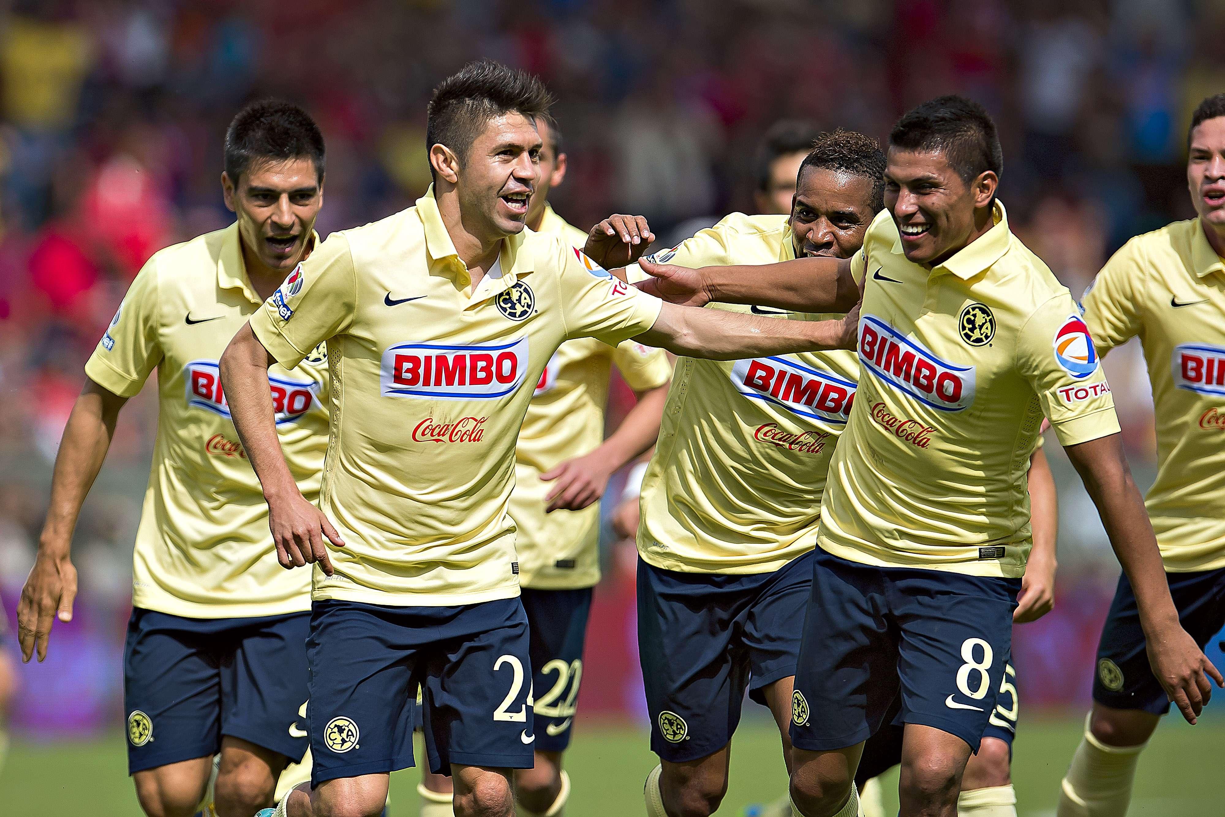 América buscará asegurar el liderato general de la competencia Foto: Mexsport