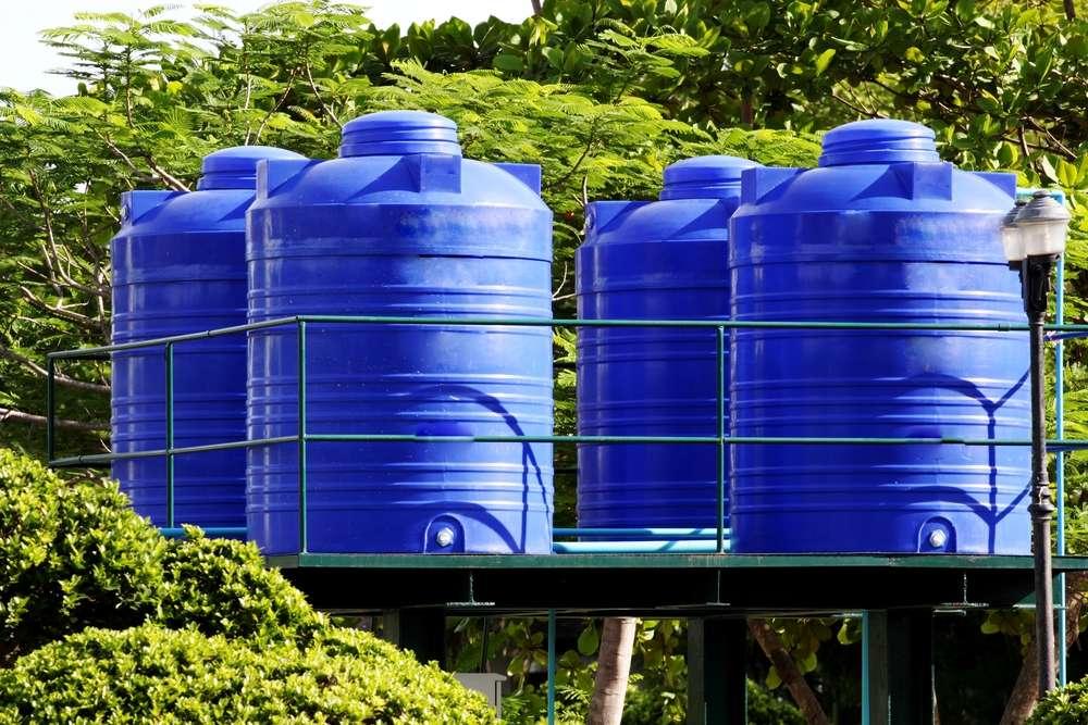 Crise hídrica está acabando com os estoques de caixas d'água no estado de São Paulo Foto: sunipix55/Shutterstock