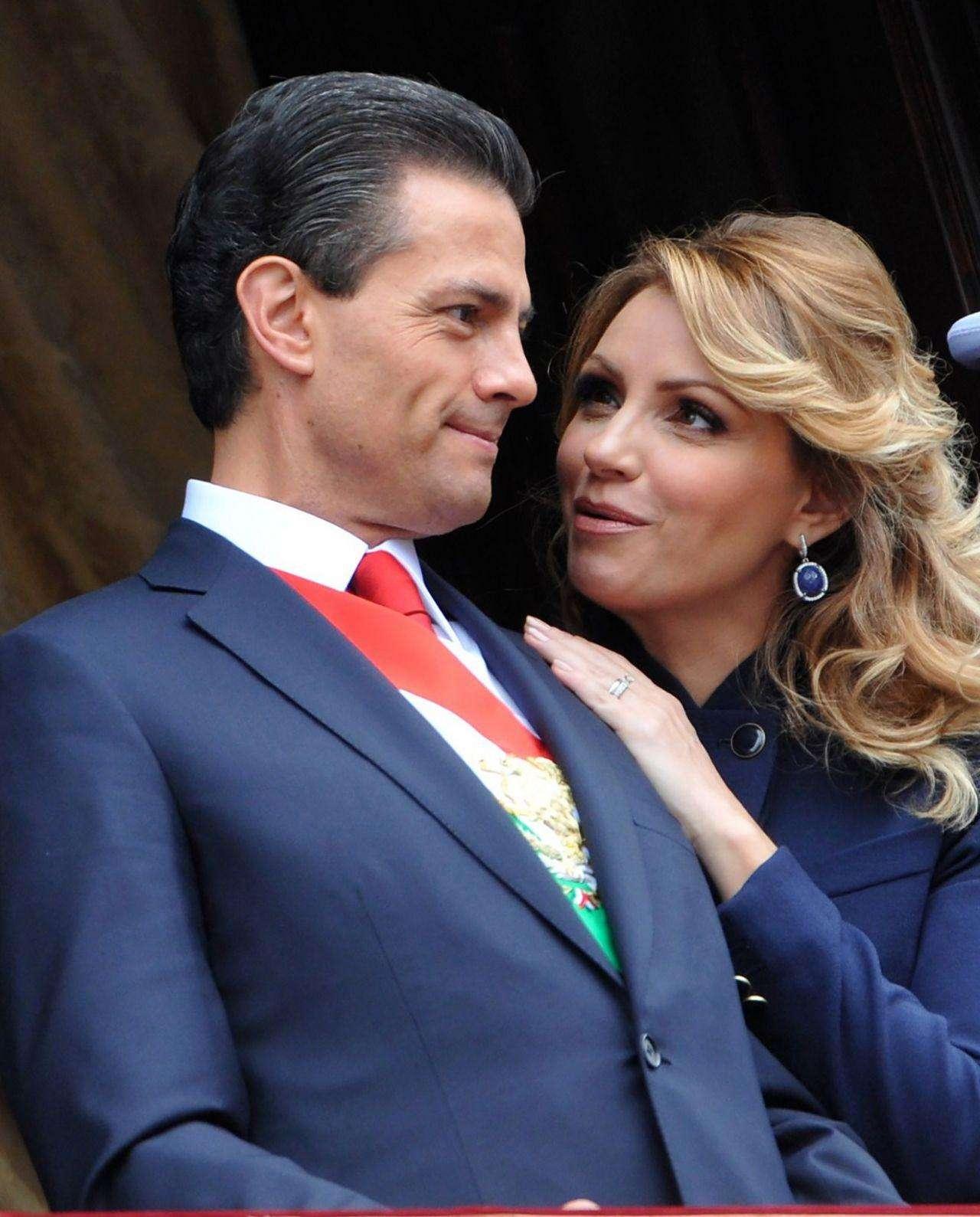 Angélica Rivera pone a la venta la Casa Blanca Foto: Agencia Mezcalent