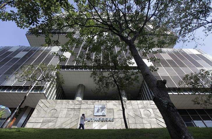 Sede da estatal Petrobras no centro do Rio de Janeiro, em abril. 11/04/2014 Foto: Ricardo Moraes/Reuters
