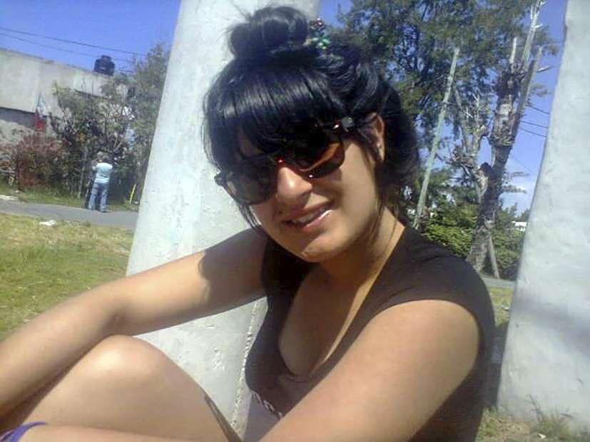 Fotografia de la cuenta de Facebook Noelia Arkap, cuyo cuerpo fue hallado en horas de la noche del domingo Foto: Facebook