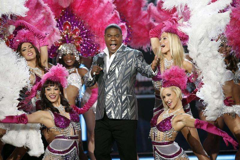 Host Tracy Morgan speaks onstage during the Billboard Music Awards at the MGM Grand Garden Arena in Las Vegas, Nevada May 19, 2013. Foto: Steve Marcus/Reuters