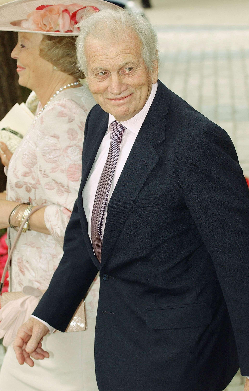 Jorge Zorreguieta tenía 86 años. Foto: Getty