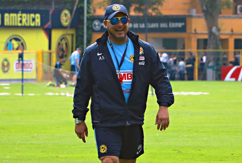 Antonio Mohamed acepta la obligación de lograr el campeonato con América. Foto: Imago7