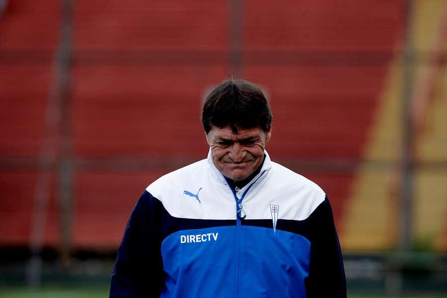 Falcioni buscará no darle control de juego a Colo Colo. Foto: Agencia UNO
