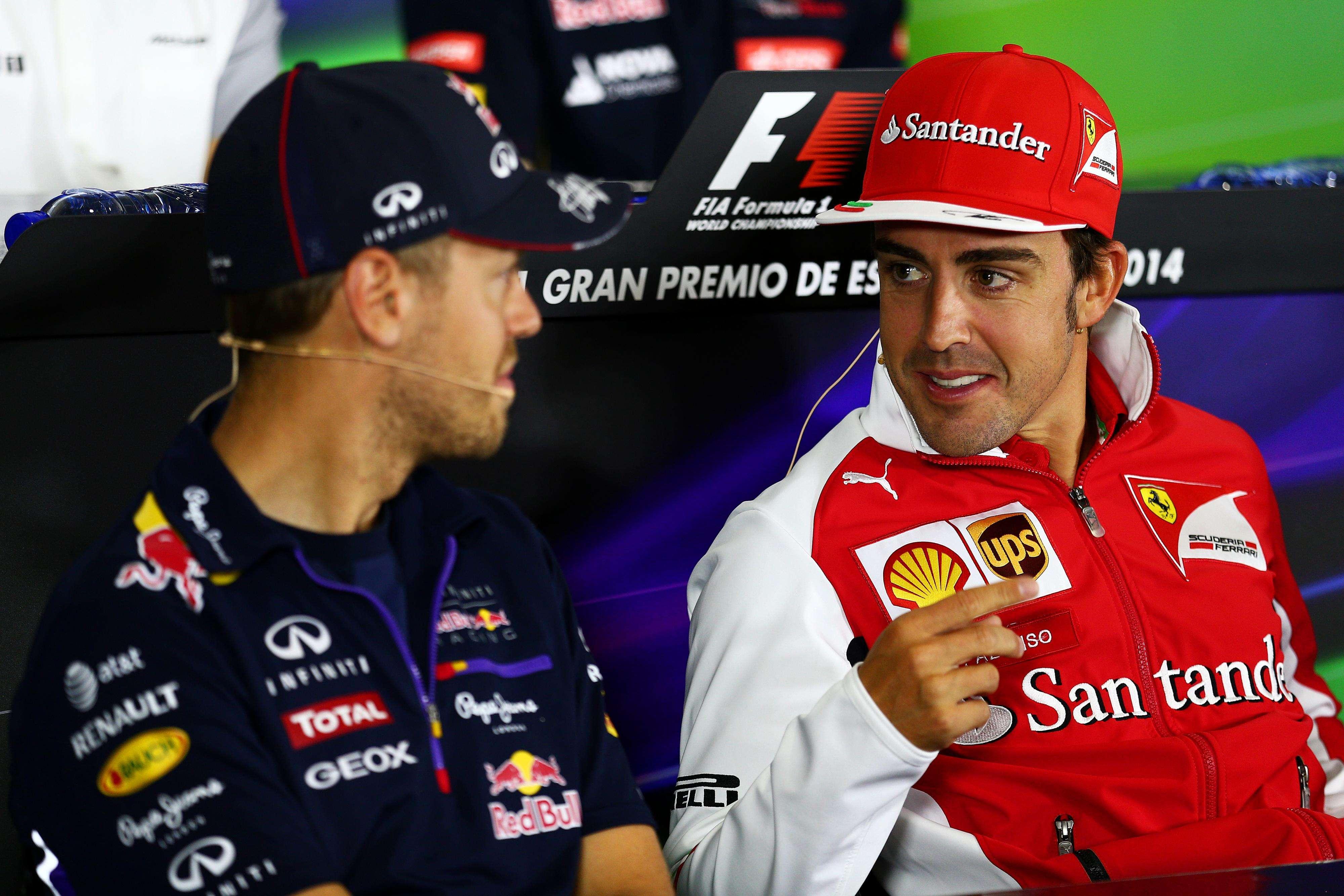 Fernando Alonso deja la escudería italiana Ferrari, tras cinco años. Foto: Getty Images