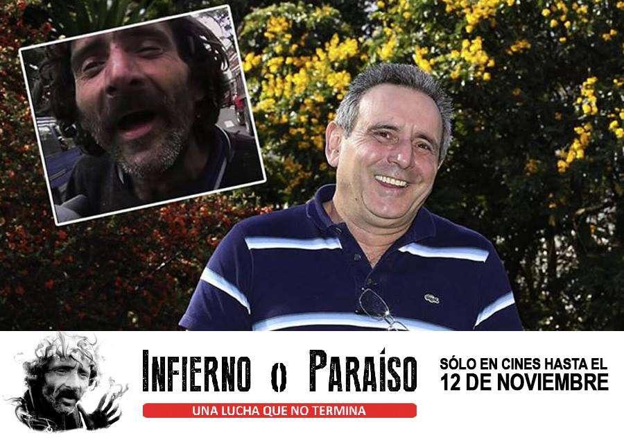 Imagen de 'Infierno o paraíso, una lucha que no termina'. Foto: Infierno o Paraíso/Facebook