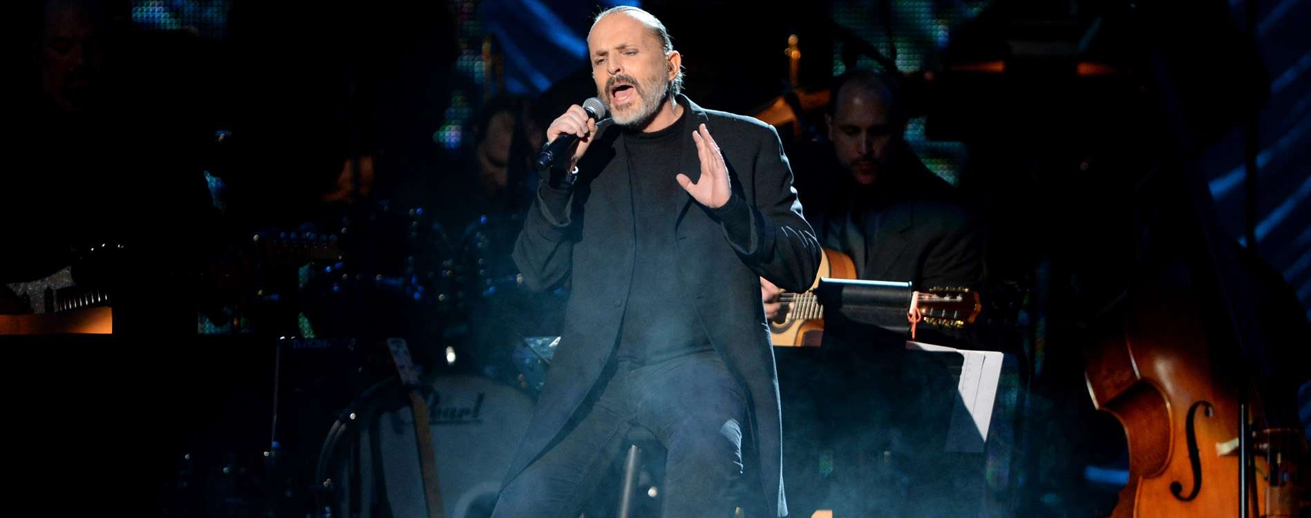 latin grammy 2014 miguel bose Foto: Getty Images