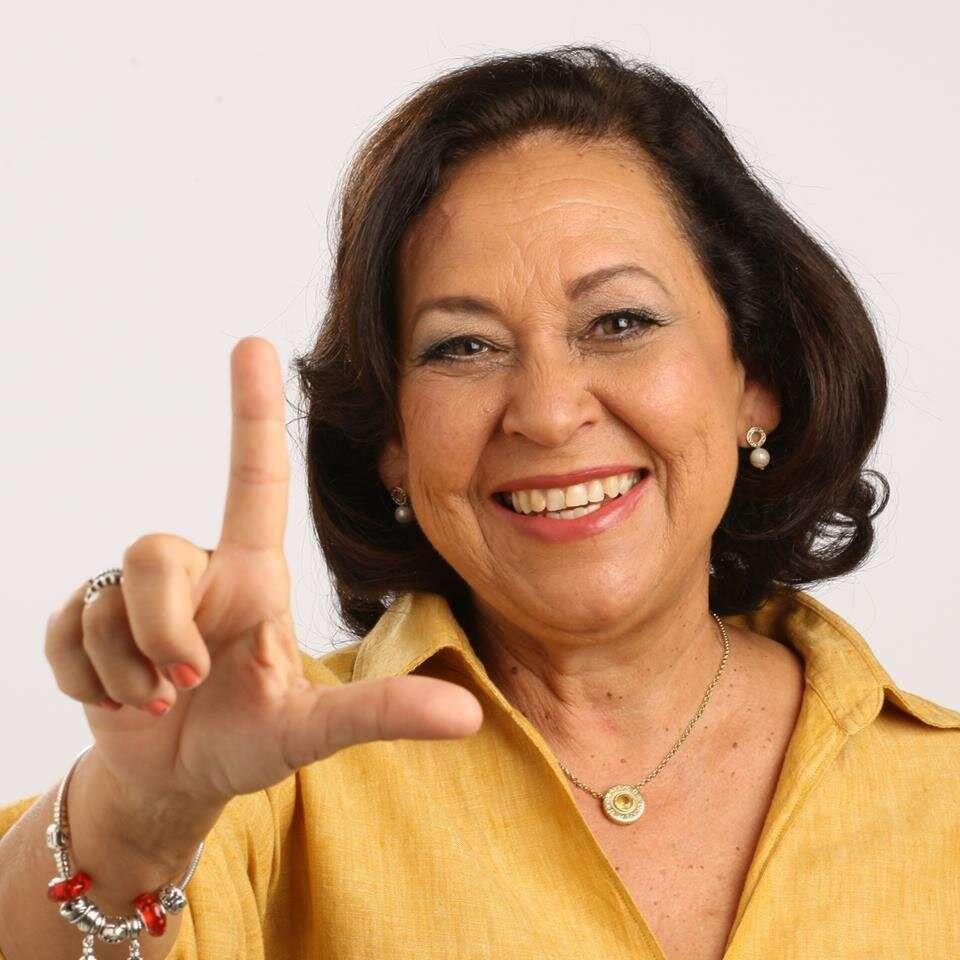 A Senadora Lídice da Mata esteve nesta quinta na sessão sobre o dia da Consciência Negra Foto: Divulgação