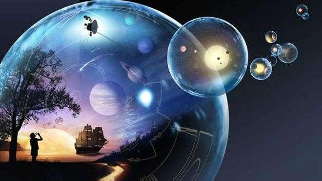 Fue en el siglo XX cuando la humanidad empezó a transmitir concienzudamente al espacio Foto: BBC Mundo/NASA