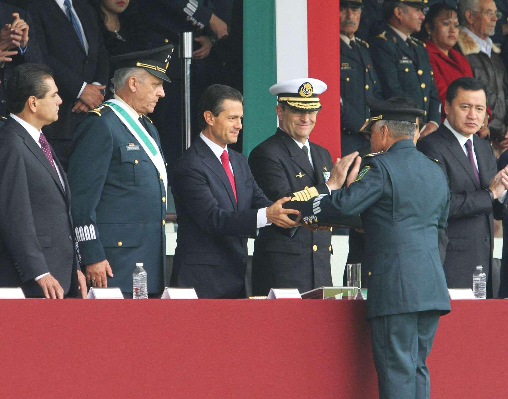 Gobierno mantendrá esfuerzos por imperio del Estado de derecho, segura Peña. Foto: Notimex
