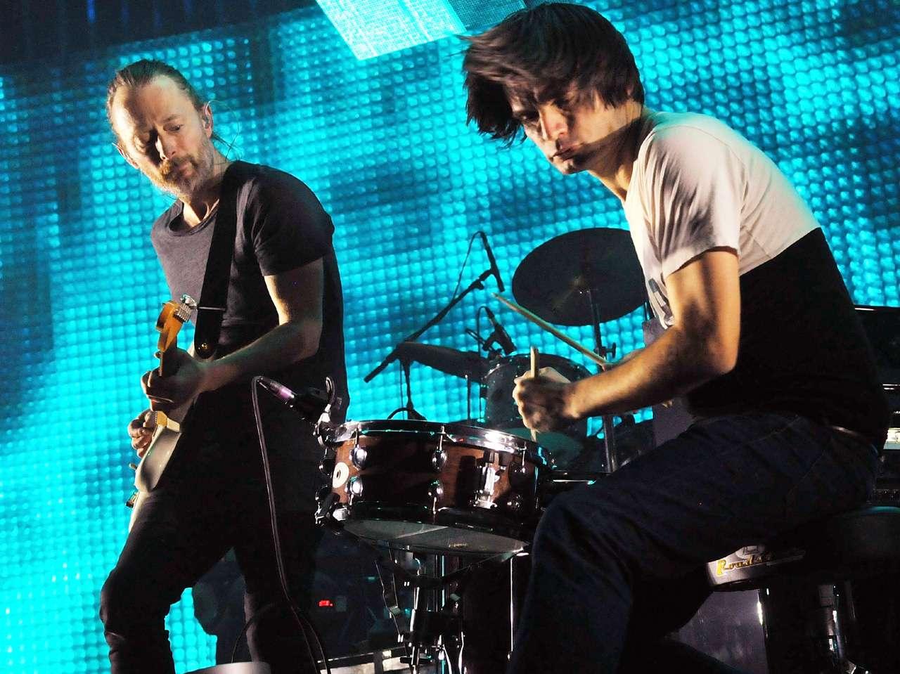 radiohead Foto: Getty Images