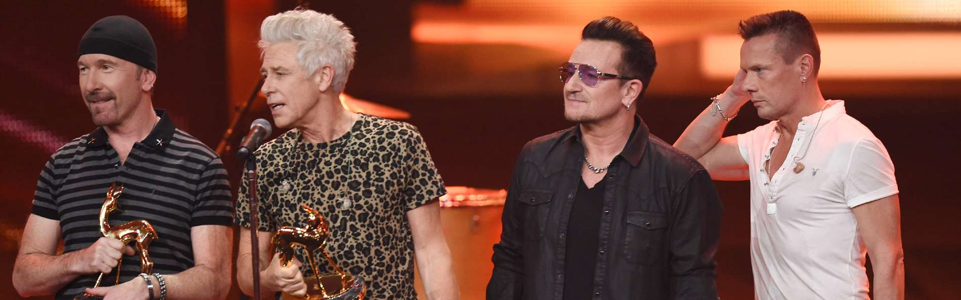 U2 Foto: Getty Images
