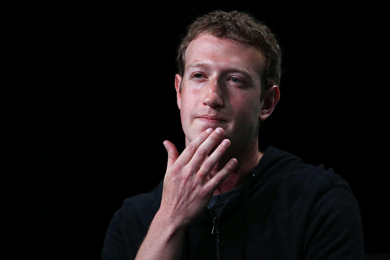 Mark Zuckerberg, fundador de Facebook, llamó la atención de varias empresas tras desarrollar un programa llamado Synapse, que aprendía los gustos musicales de los usuarios. Foto: Getty Images