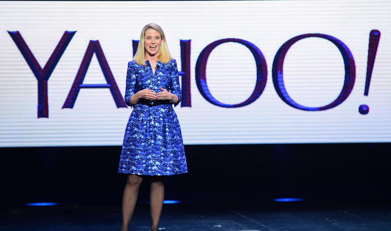 Marissa Mayer fue la primer mujer ingeniera en trabajar en Google e inició su carrera en 1999, cuando la empresa no era un gigante tecnológico, sino una startup. Ahora ella dirige Yahoo. Foto: Getty Images