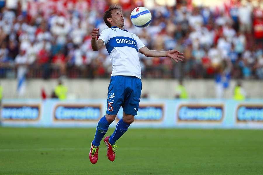 Michael Ríos quiere ganar para darle una alegría a los hinchas. Foto: Agencia UNO