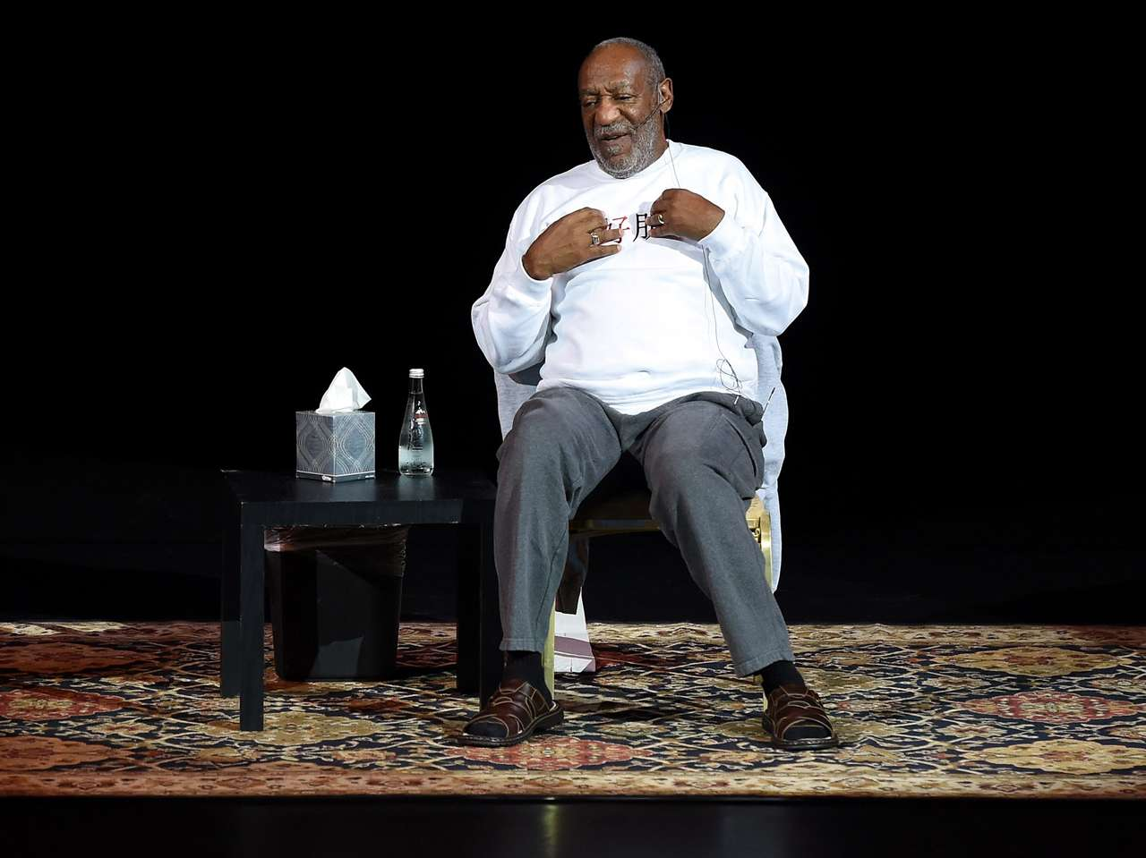 Bill Cosby. Foto: Getty Images
