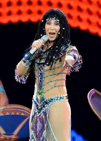 Com infecção no rim, Cher teve que cancelar os próximos shows de sua turnê Foto: Getty Images