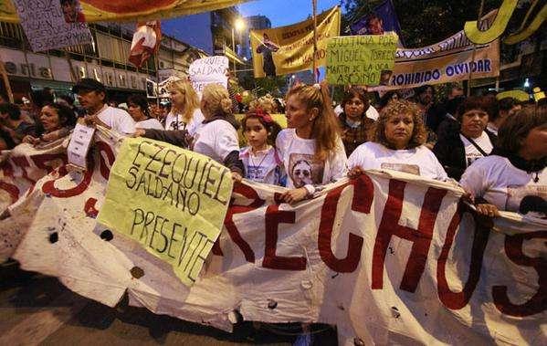 """La Marcha de la Gorra"", octava edición. Foto: Twitter: @Cadena3Com"