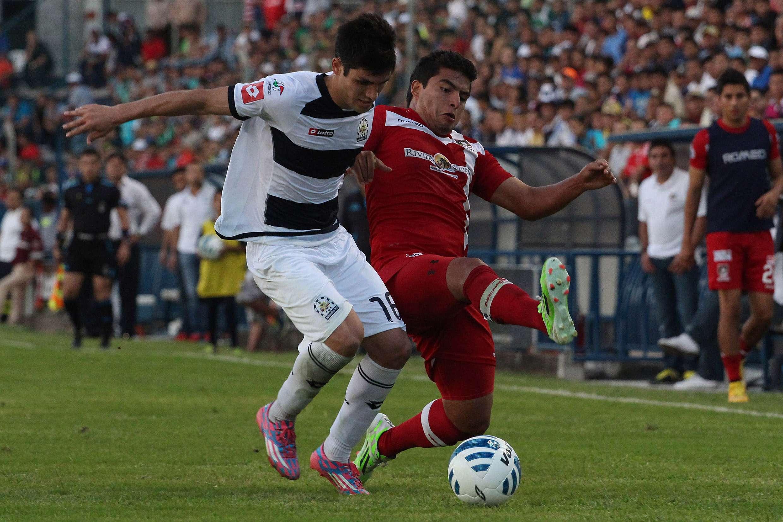 Coras de Tepic busca avanzar a la final del Apertura 2014 cuando enfrente a Estudiantes de Altamira. Foto: Imago 7