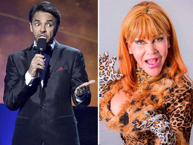 Eugenio Derbez / La Tigresa del Oriente. Foto: Getty Images / Twitter