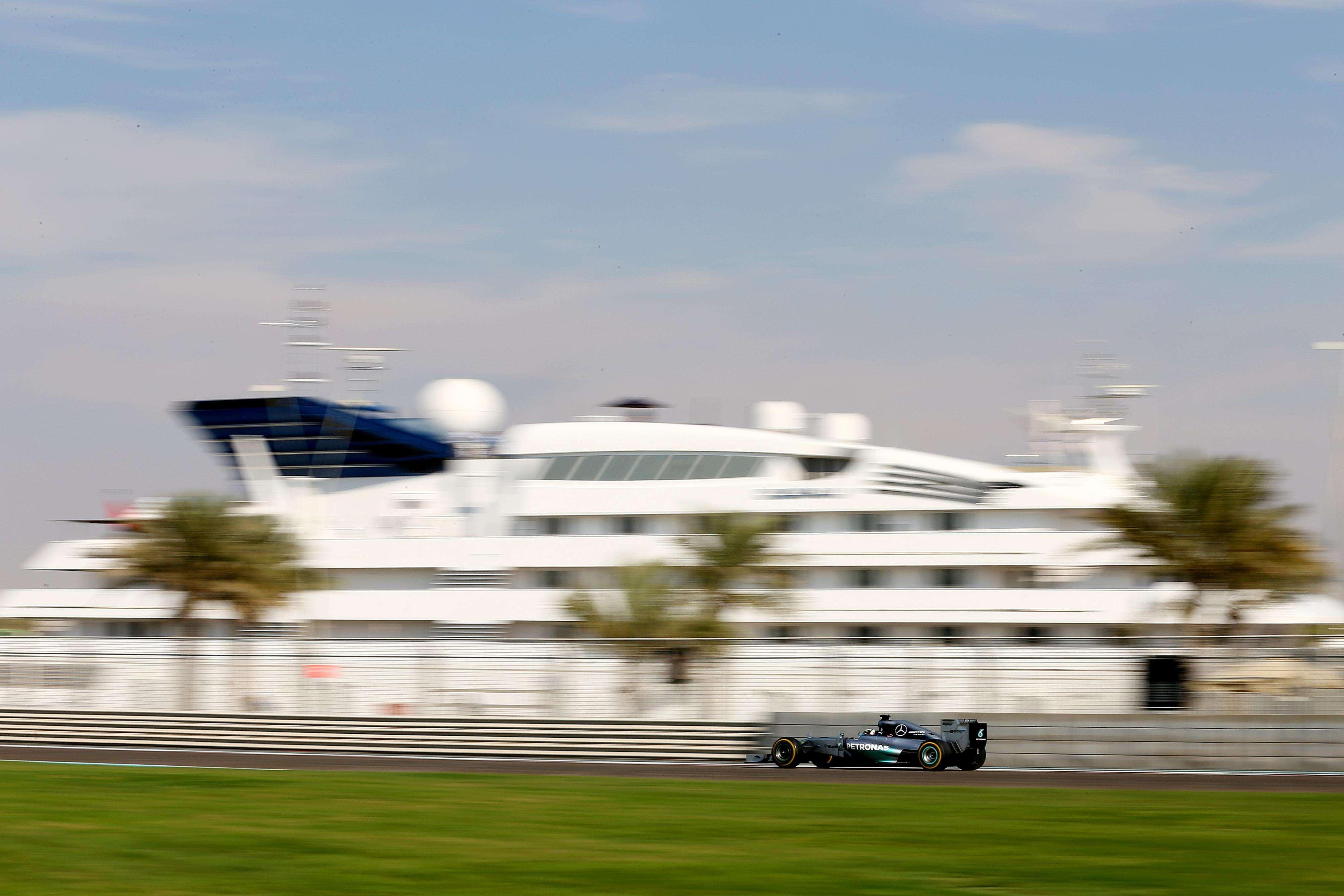 Hamilton nem precisa vencer em Abu Dhabi para ser campeão Foto: Clive Mason/Getty Images